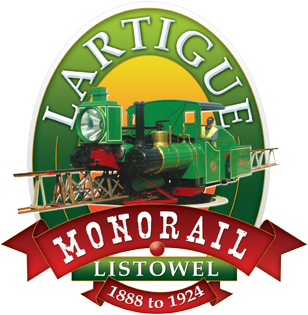 Lartigue Monorail Logo